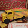 1950's Coca-Cola Tin Truck by Marx