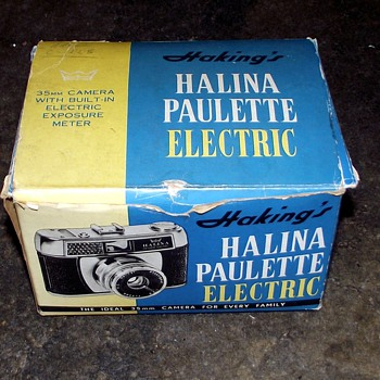 1966-halina paulette electric/rangefinder/timer.