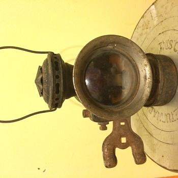 Dietz Eureka Driving Lamp