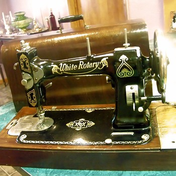 1927 White Rotary - Sewing