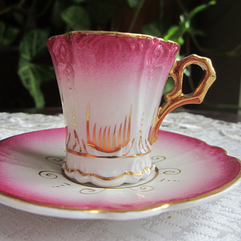 Unmarked Demitasse - China and Dinnerware
