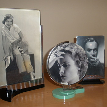 Art Deco Dura Photo Frames
