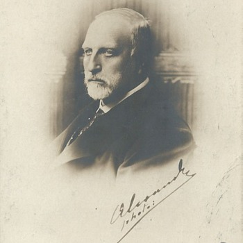 S.A.R. MONSIEUR LE COMTE DE FLANDRE - Postcards