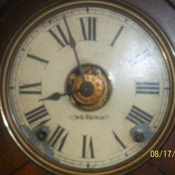 5th Generation 'Grandfather's' Clock - Clocks