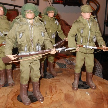 GI Joe Action Soldier  - Toys