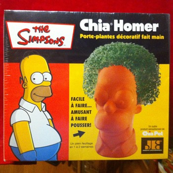 Simpsons  oddities - Figurines