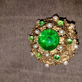 My new brooch - Costume Jewelry