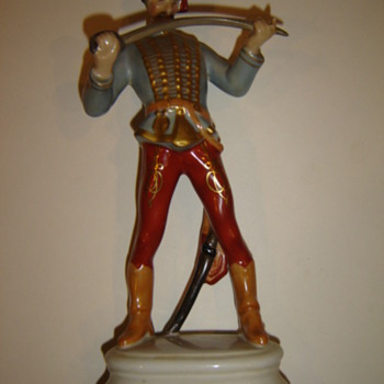Herend Porcelain Figure