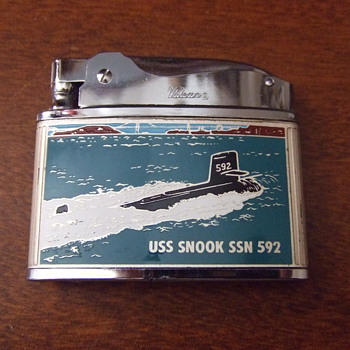 USS Snook SSN 592, Souvenir Lighter