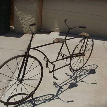 unknown bike need info  - Sporting Goods