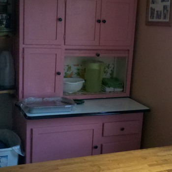 Settlers Cabinet/Hoosier - Kitchen