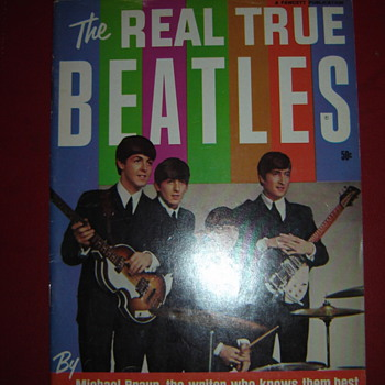 The Real True Beatles - 1964 - Music