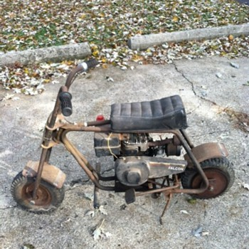 Falcon mini bike