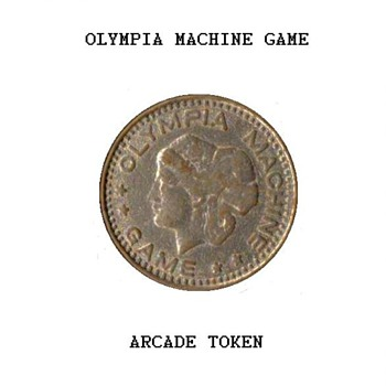 Olympia Machine Game Token