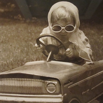 Pedal Car Cruising - Photographs
