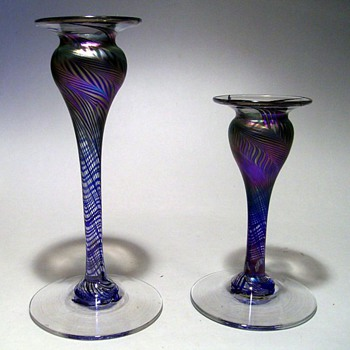 Canada -- ROBERT HELD ART GLASS ( RHAG) - Art Glass