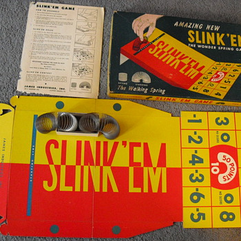 The Game Slink-em - Games