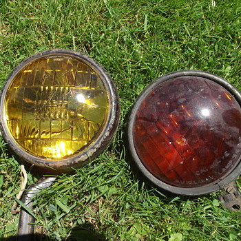 Auxiliary lamps.