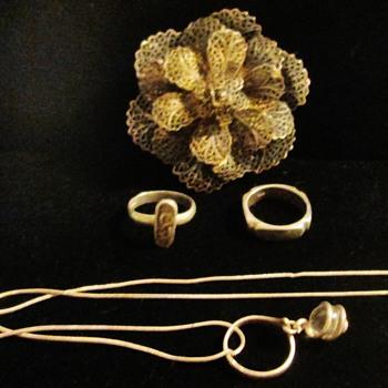 Swap meet silver buy - Fine Jewelry