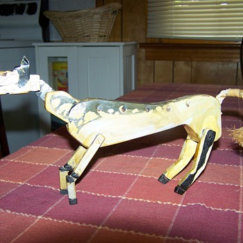My little Horse?  - Folk Art