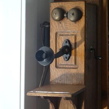 1907 Stromberg Carlson Telephone