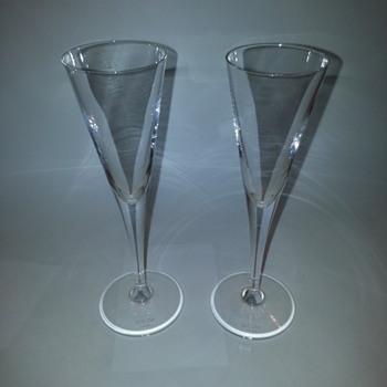 OBERGLAS 1806 LIQUEUR GLASSES - Glassware
