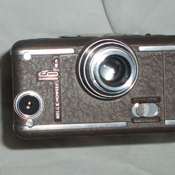 Bell &amp; Howell Auto-Load - Cameras