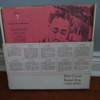 Vintage - The Great Band Era (1936-1945) album in 1965 - Records