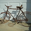 pre 1945 Hercules bicycle from England