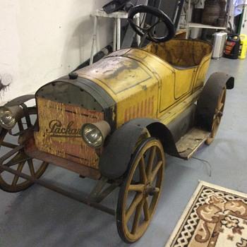 Pedal Car  - Toys