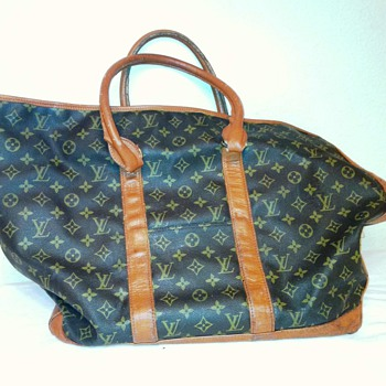 "LV ""I'm 90% certain this may not be our bag, but I don't know"" bag"