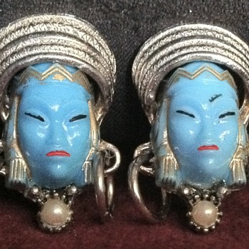 Balinese dancing girl's  - Accessories