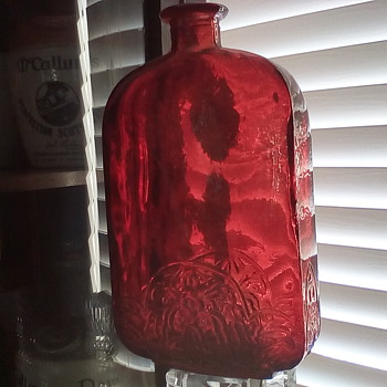 A Little Red Bottle