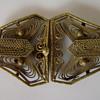 Art Nouveau filigree buckle 2