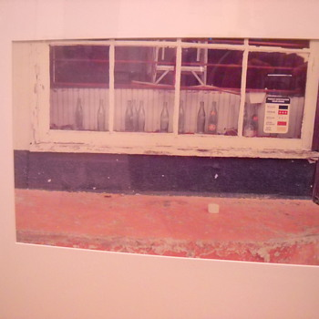 "William Eggleston ""Bottles In Window"" photo. - Photographs"