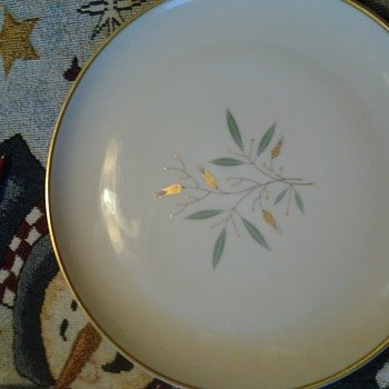 elegance by syracuse china - China and Dinnerware