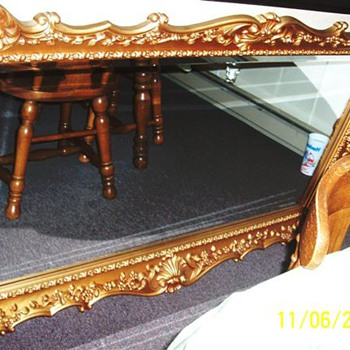 57x34 large wall mirror  - Furniture