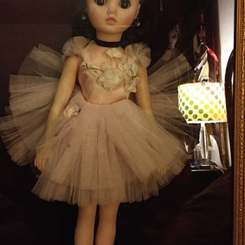 Inherited unknown doll