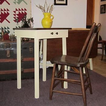 Repurposed Desk - Furniture