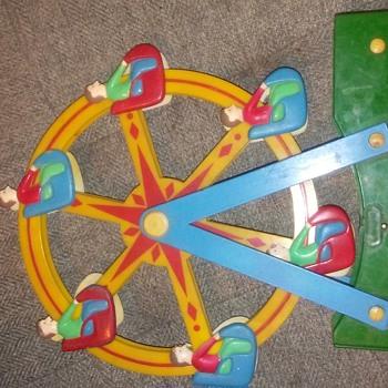 Plastic Ferris Wheel