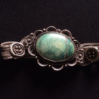 Antique  turkish bracelet  - Fine Jewelry