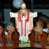 religious chalkware