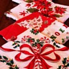 Vintage Christmas Tablecloths