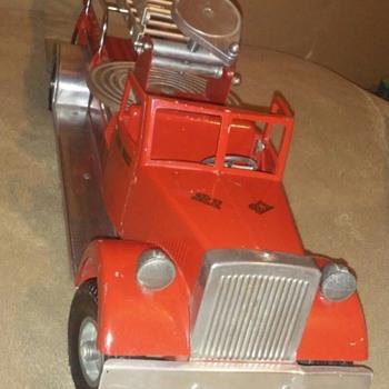 All original Smith miller LAFD Fire Truck !
