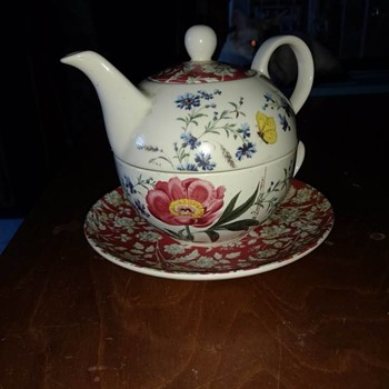 Hummingbird Tea for One Teapot  - Kitchen