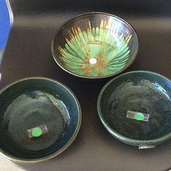 Vintage Merritt Island Florida Pottery - Pottery