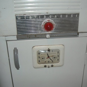 Westinghouse Roaster with Clock Timer Installed
