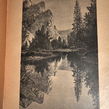 California Illustrated - Including a Trip Through Yellowstone Park 1892 - Books
