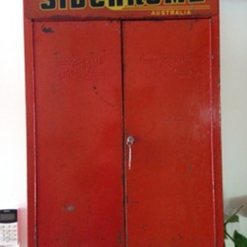 Sidchrome Tool Cupboard - Tools and Hardware