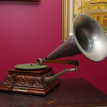 Gramophone and Typewriter Company Ltd. Model 3a